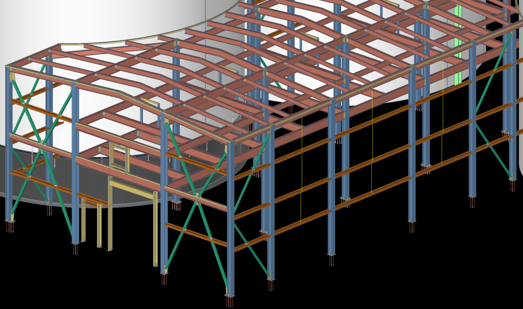 Structural Steel Detailing - KC Engineering, P C